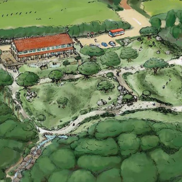 Animator Hayao Miyazaki is Opening a Theme Park