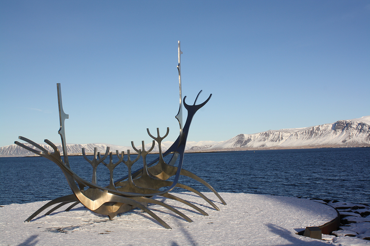 Word of Mouth: 24 Hours in Reykjavik