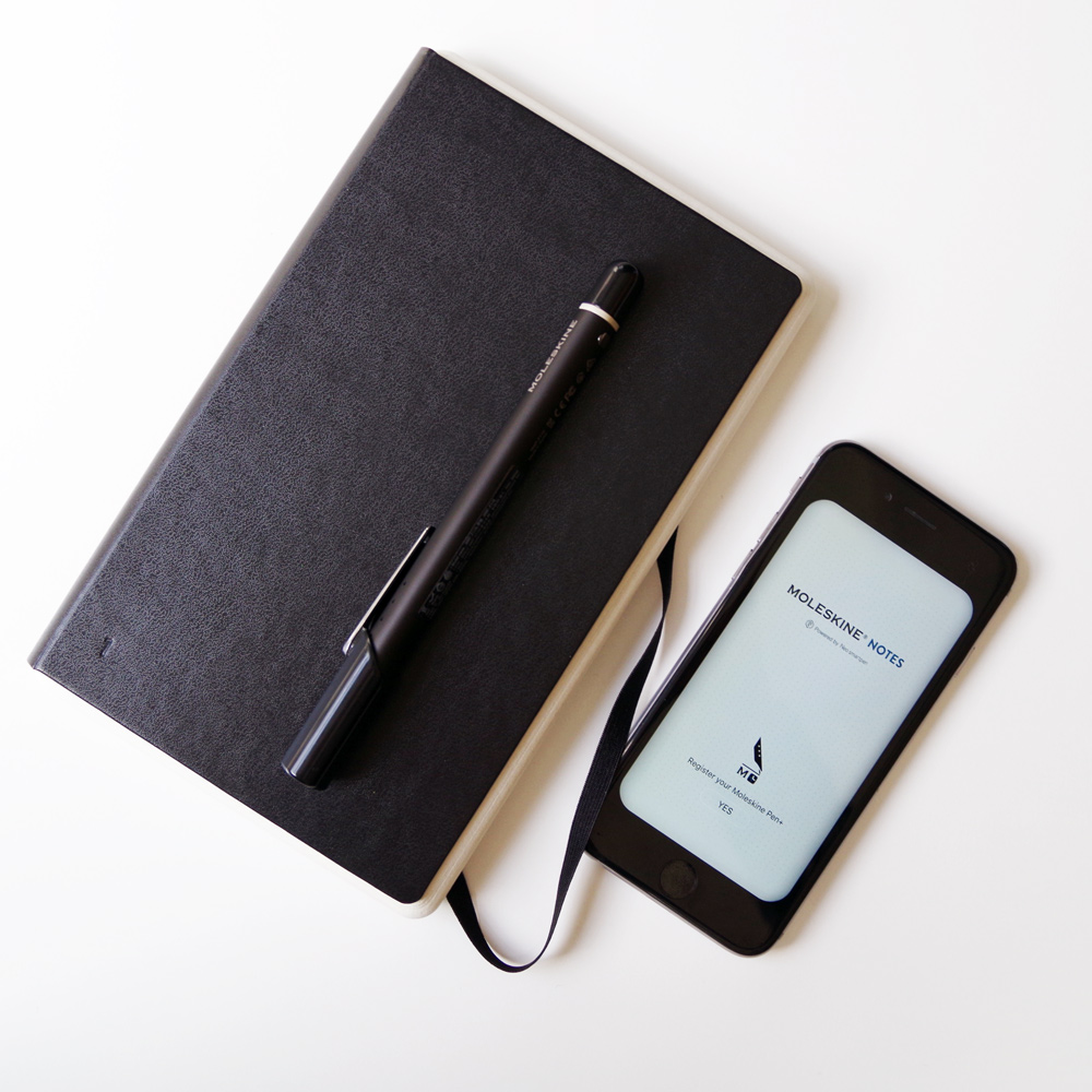 ‎Moleskine Notes su App Store