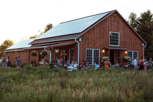 Upstate New York's Arrowood Farms Beer