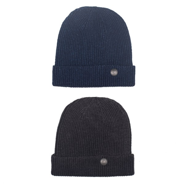 8a3ee6cb04f Indigo-Dyed Watch Cap - COOL HUNTING