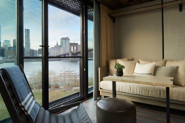 1 Hotel Brooklyn Bridge, NYC