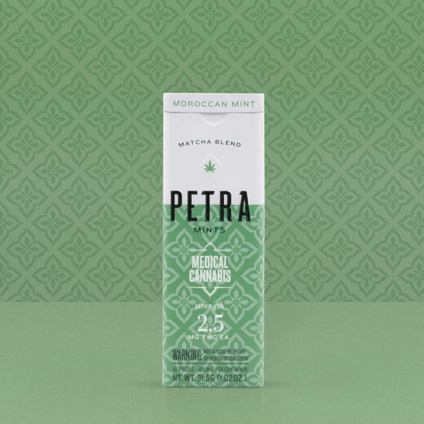 Kiva Confections' sugar-free Moroccan mints blend peppermint and a tad of  Tahitian vanilla with California-grown cannabis. The precise 2.5mg  micro-dosage ...