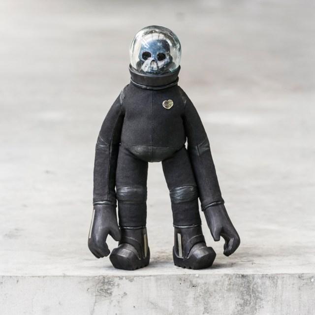 Skullstronaut Figurine