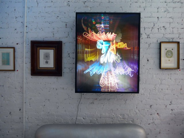 """Dreamscapes of All Sizes at the """"Sea Witch Space Witch"""" Group Exhibition"""