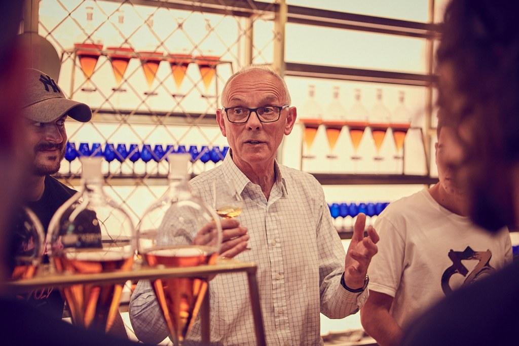 Inside Chivas Regal's Refurbished Strathisla Distillery