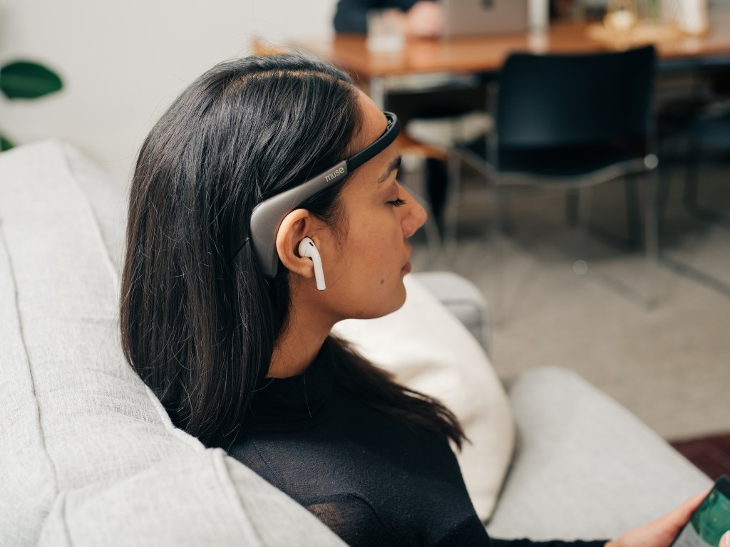 The Muse 2 is an On-Demand Meditation Headband - COOL HUNTING