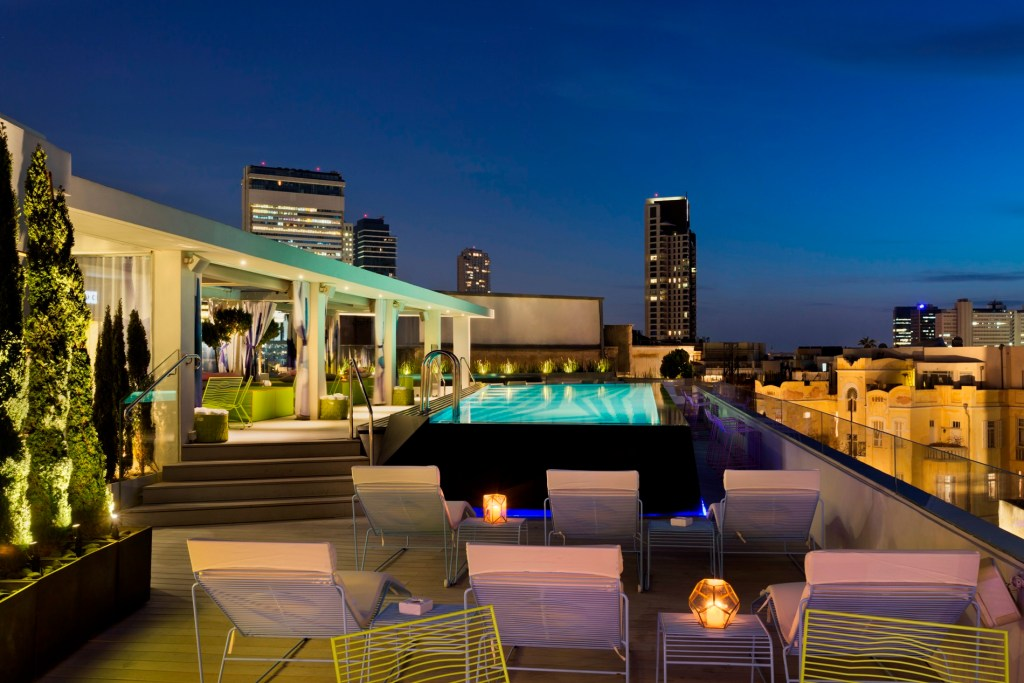 Word of Mouth: New and Noteworthy Tel Aviv Hotels