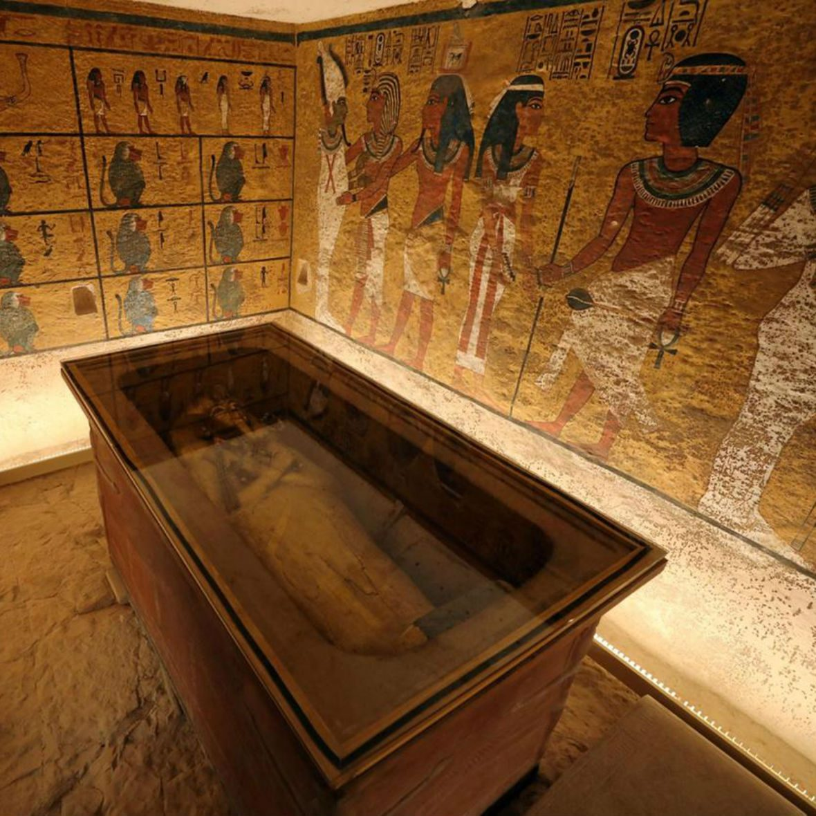 The Curse Of King Tuts Tomb Torrent: King Tut's Tomb Restored