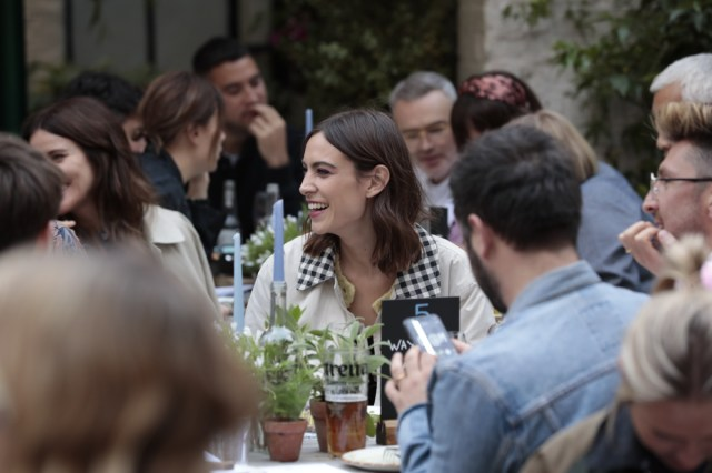 Interview: Alexa Chung on Collaborating with Barbour