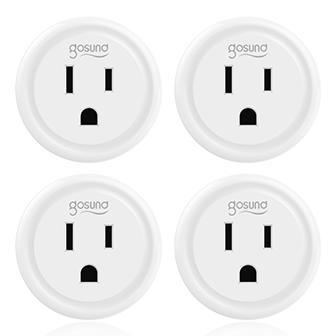 Smart Wall Socket Four-Pack - COOL HUNTING