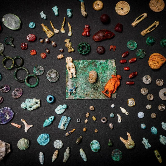 Pompeii's Unearthed Stash of Ancient Charms and Amulets