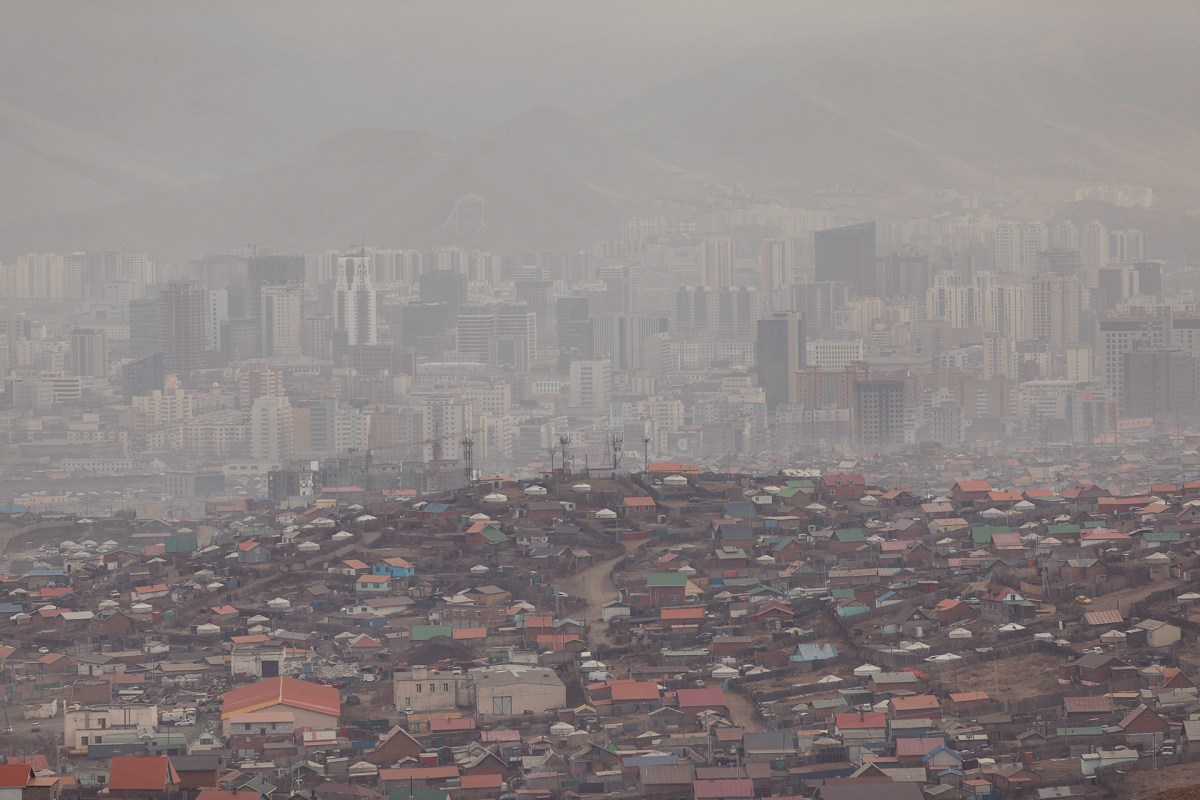 Arc'teryx's Solution for a Pollution Crisis in Mongolia
