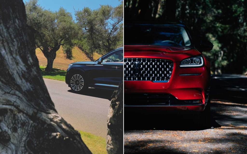 Two All New Lincoln Suvs The 2020 Corsair Aviator Cool Hunting
