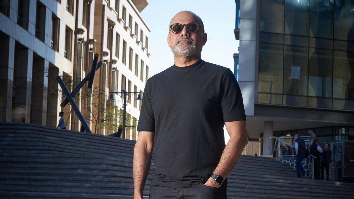 Interview: Ravi Naidoo, Founder of Design Indaba