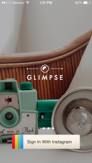 glimpse app dating instagram
