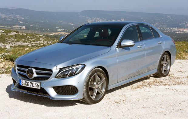 Test Drive 2015 Mercedes Benz C Class Cool Hunting