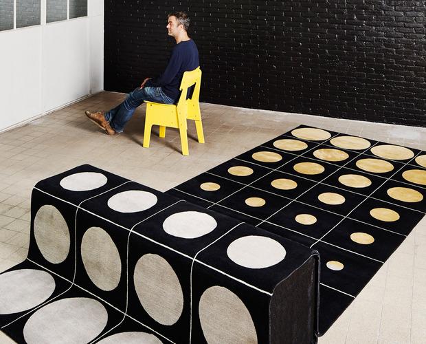 Dutch Designer Rugs from ICE International