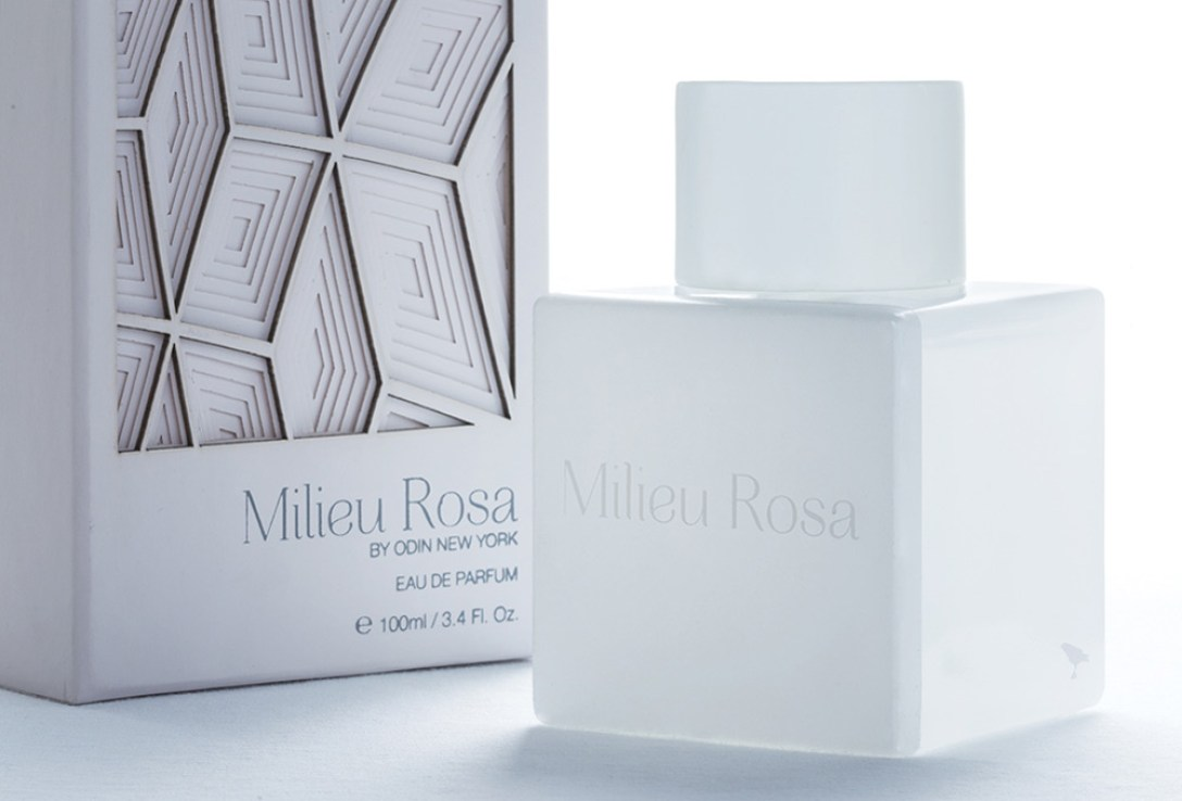 The White Line Fragrance Collection by Odin New York