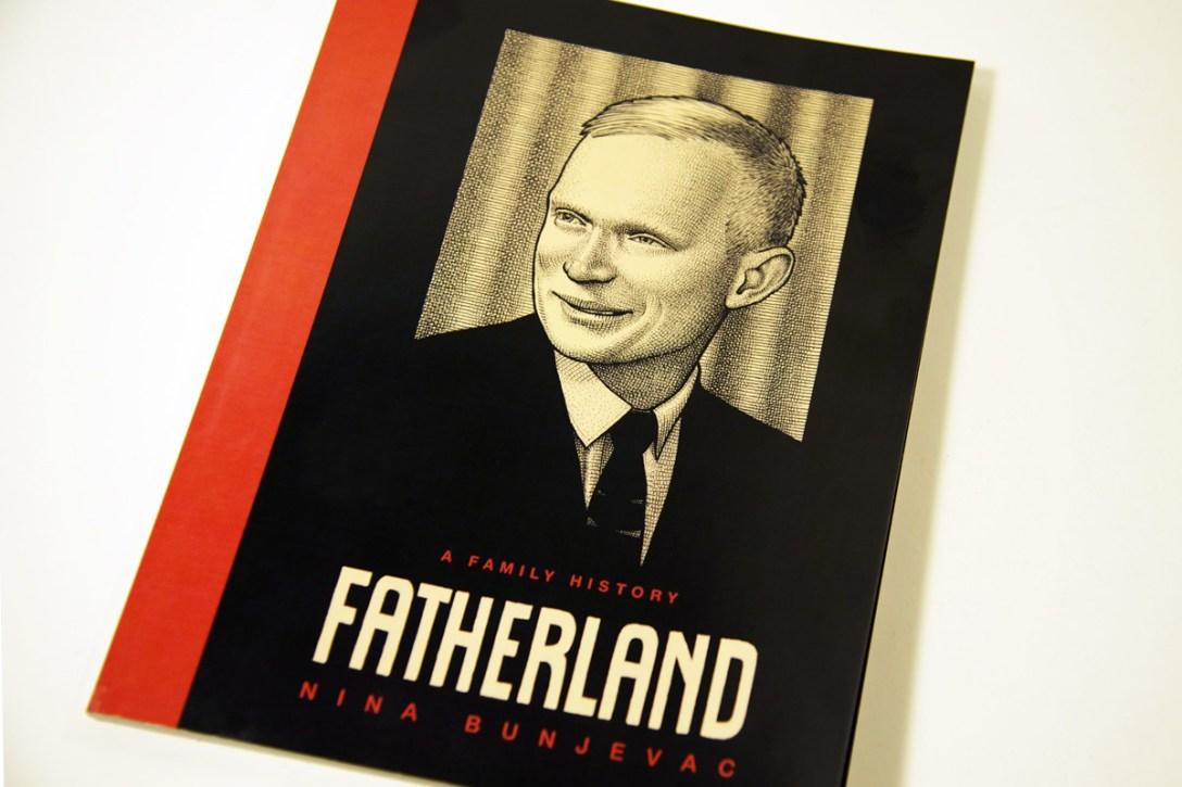 Nina Bunjevac's Graphic Novel Memoir, Fatherland