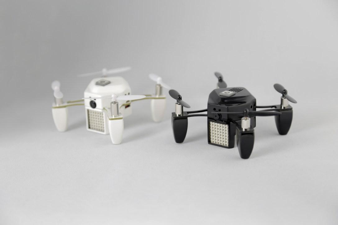 ZANO, a Nano Aerial Drone