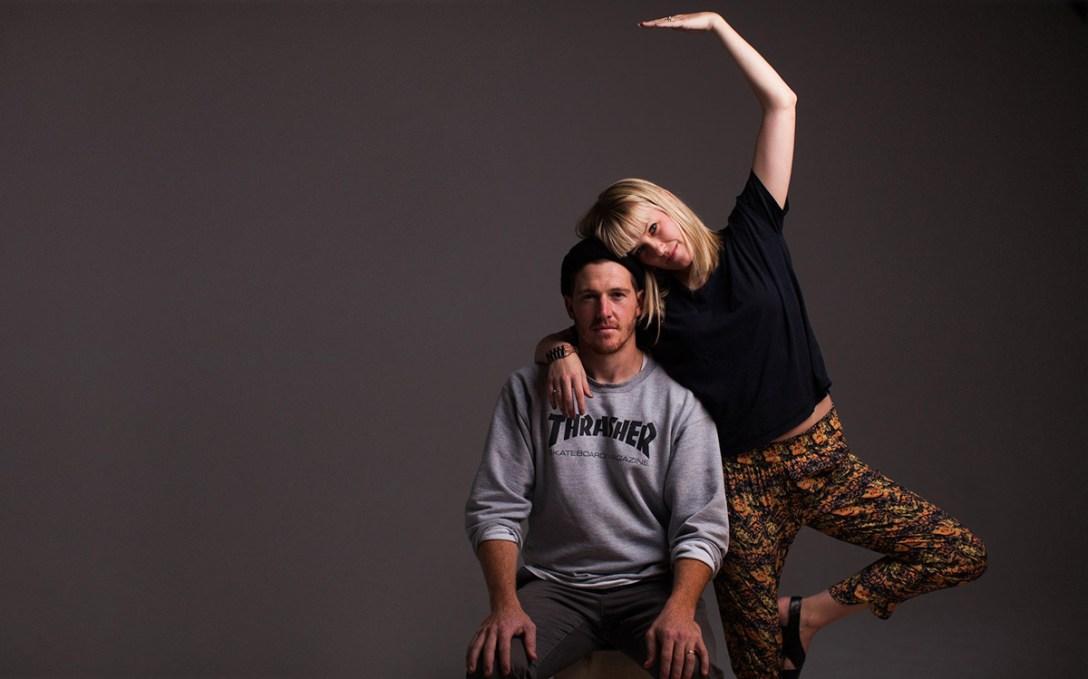 Brad and Jenna Holdgrafer's Yes Shop