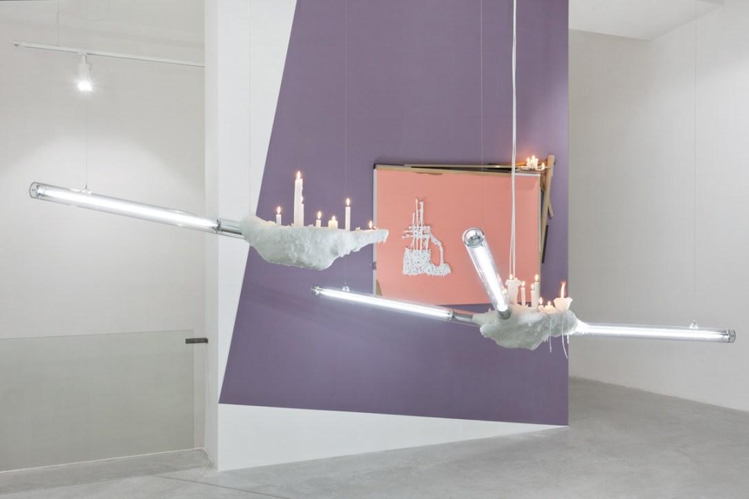 Light Infusion at Dvorak Sec Gallery, Prague
