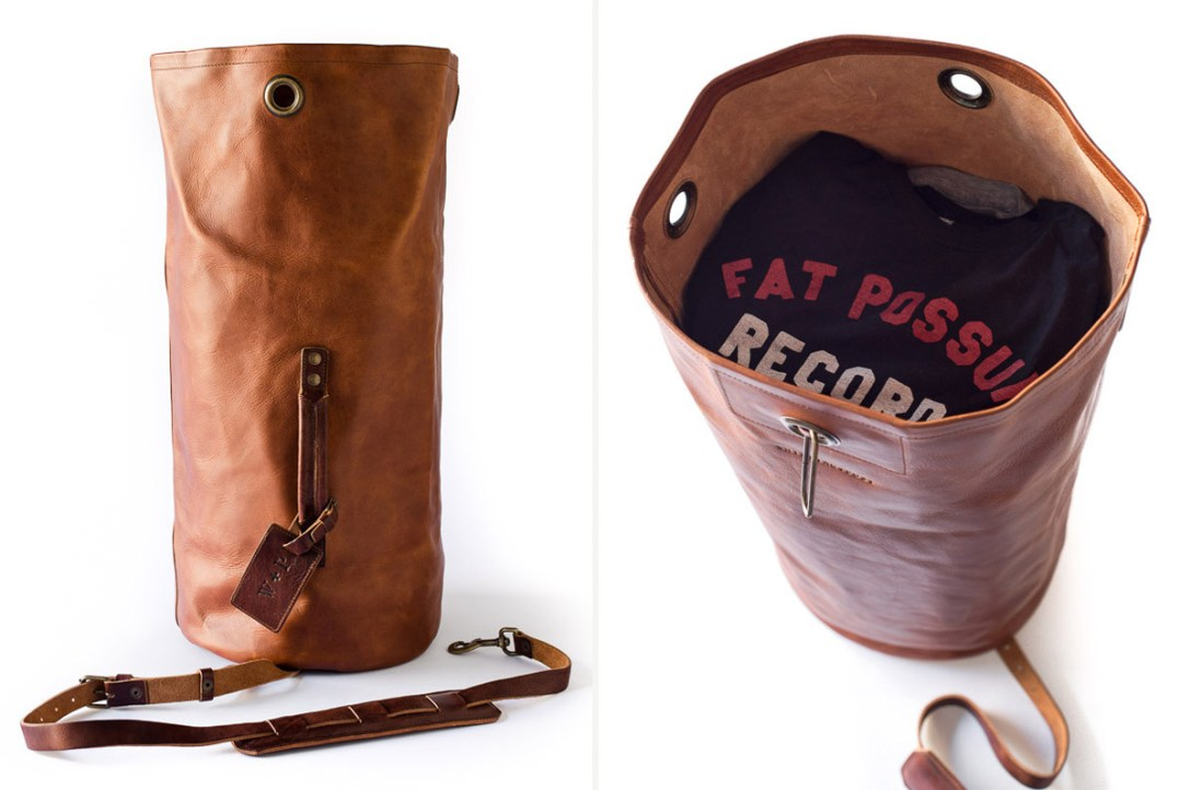 560beeadd324 The Military Duffel by Whipping Post - COOL HUNTING