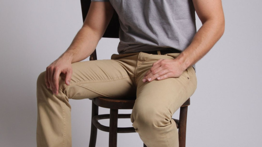 The Quarter Century Pant