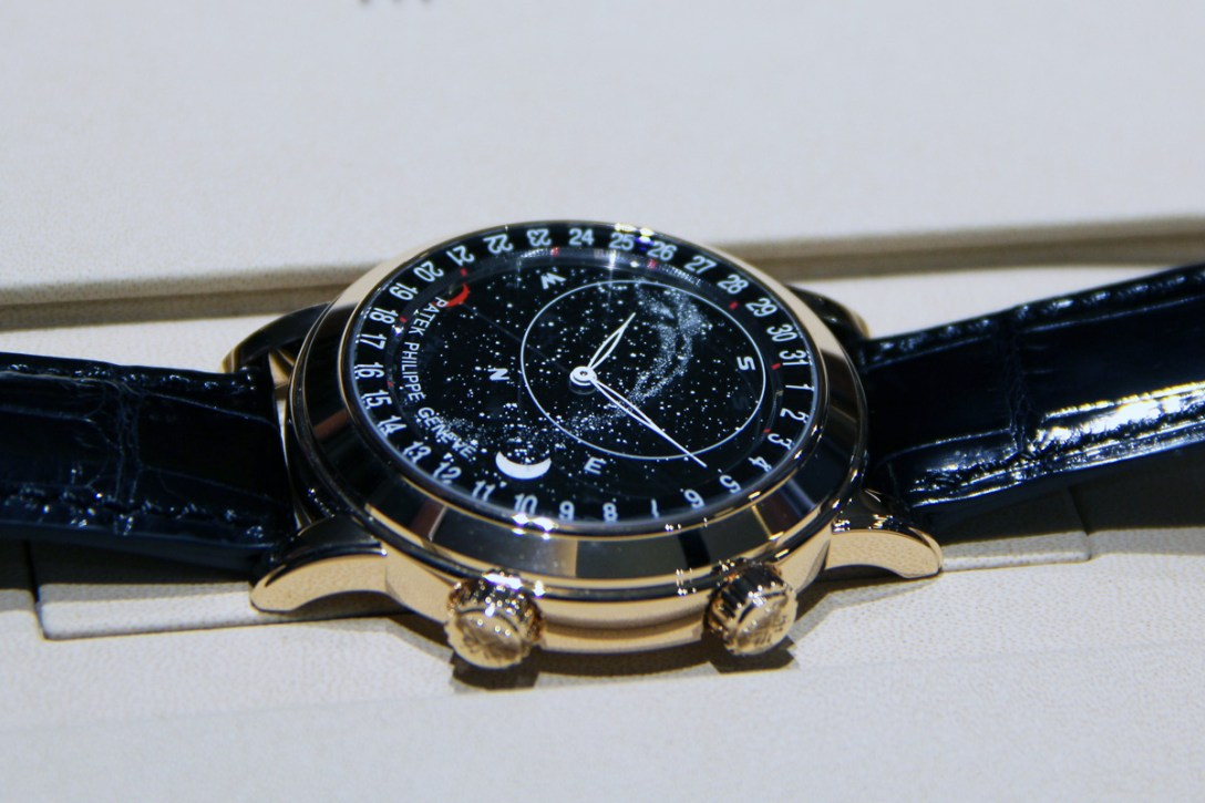 Baselworld 2015: Moon Phase Watches