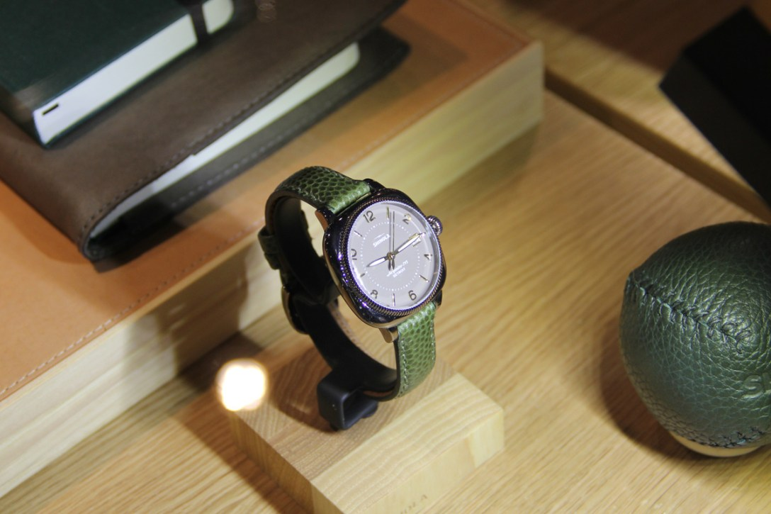 Baselworld 2015: Six Green Watches