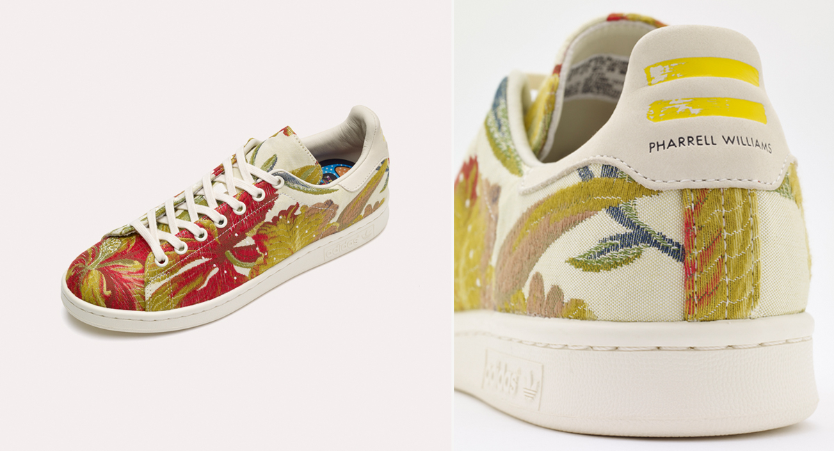 pharrell williams shoes limited edition