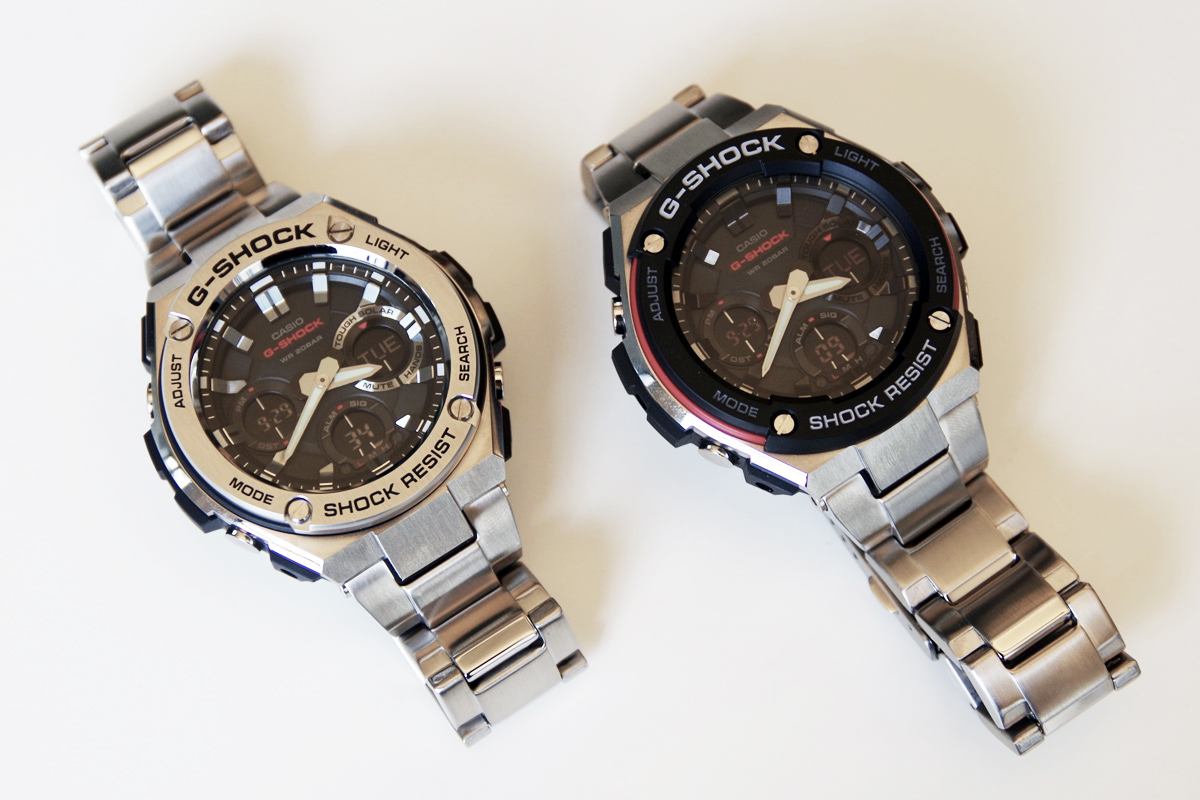 G-Steel: The G-Shock For Grown-Ups foto