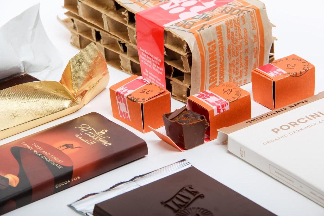 Five Wondrous New Chocolates