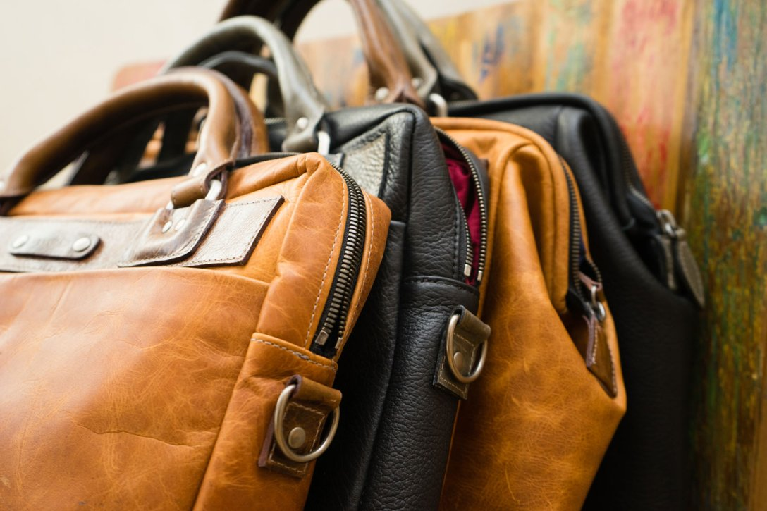 Conrad Men's Leather Goods – COOL HUNTING®