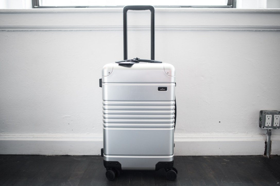 Arlo Skye's Debut Carry-On Luggage