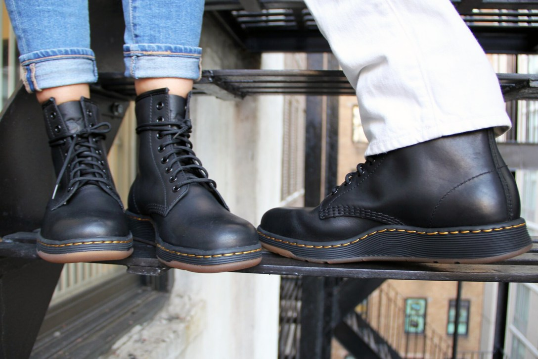 """Jobson tells us that—as with all DM products and process—the wearer is the  priority. """"There are certain consumers who will always love our Original  welted ... 9115c4a53"""