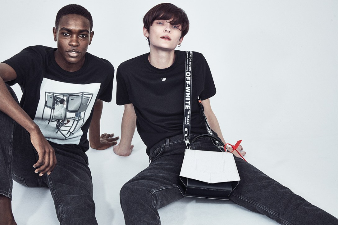 "Off-White + Byredo's ""Elevator Music"" Fragrance Collaboration"