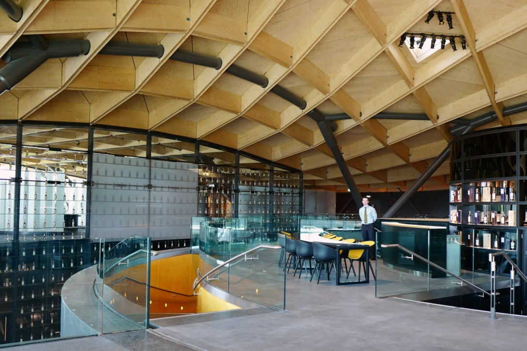 The Macallan Scotch S Otherworldly New Distillery Visitor Center Cool Hunting