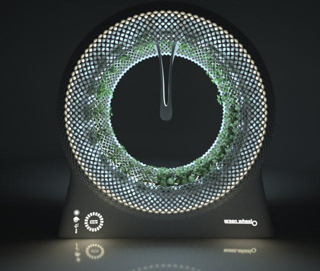 The Green Wheel; NASA in je keuken