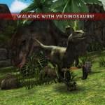 virtual reality dino app