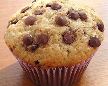 Cupcakes de Baunilha fácil de Fazer