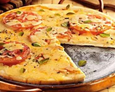 Receita de Pizza italiana Fácil e Rápida