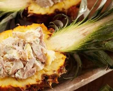 Receita de Salada de batata com atum