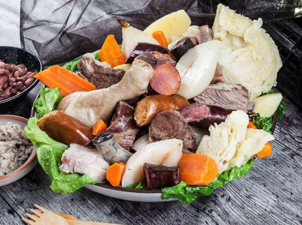 Como preparar Cozido à portuguesa