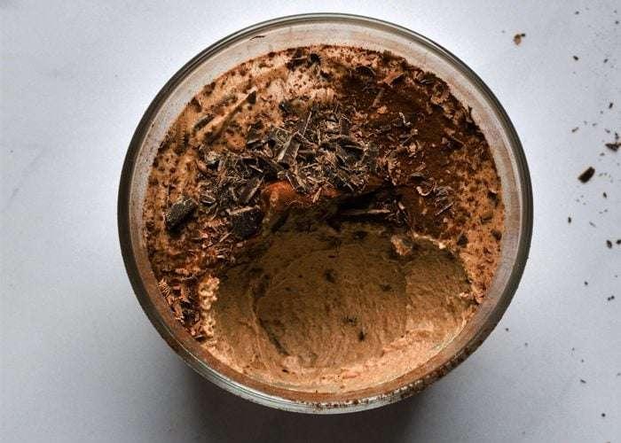 Receita de Mousse de chocolate simples e econômico