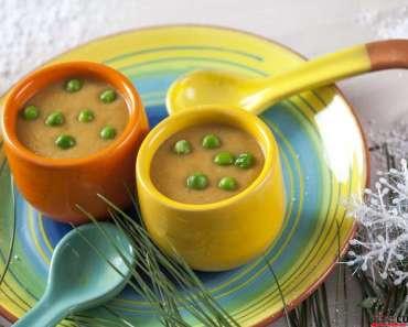 Receita de Sopa de natal deliciosa