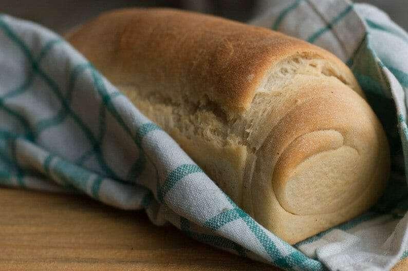 Receita fácil e Rápida de Pão Vegano