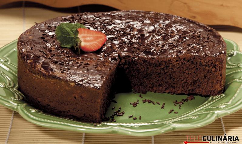 Receita de Delícia de chocolate Tudo Gostoso
