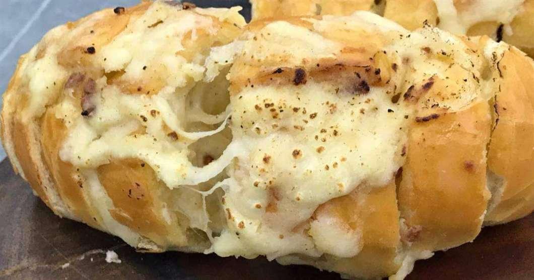 Receita de Pão de alho cremoso da Ana Maria